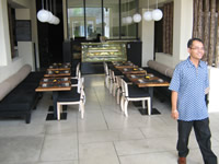 cafe cure bali