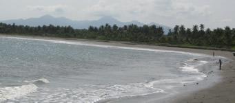 pantai rening