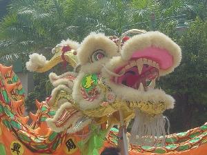 Festival in Hong Kong