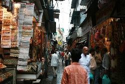 bazaar in delhi