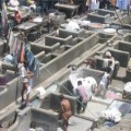 Dhobi Ghat in Mumbai &#8211; Watch your laundry get beaten clean