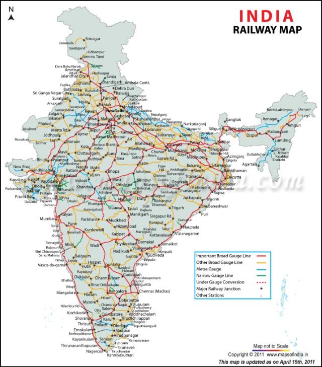 Train Travel in India ...