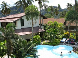 Thailand vacation rental
