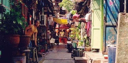 itinerary bangkok