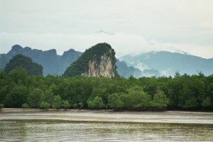 Getting from Phuket to Krabi